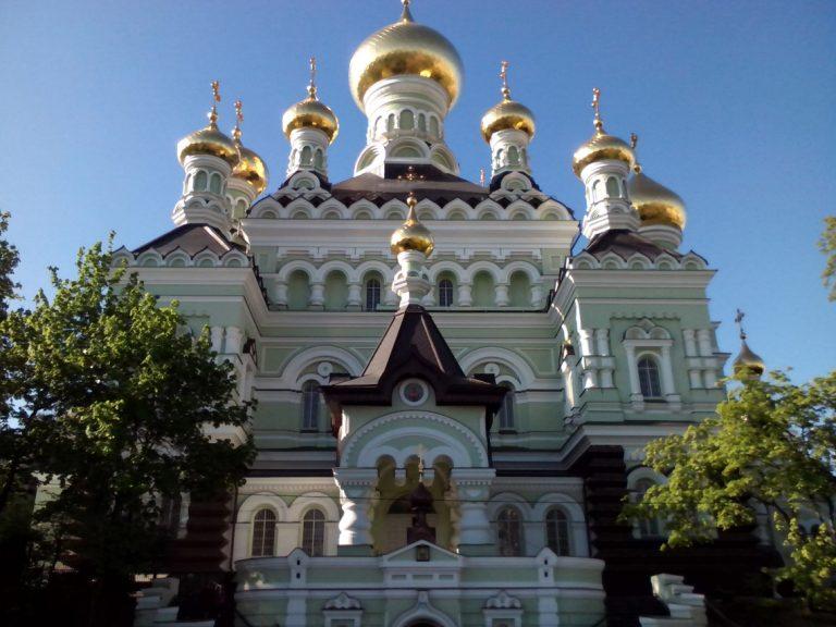 Foto #1 Pokrovskiy Convent 1889