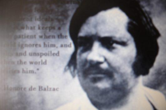 Foto #1Glavnaya  Honore de Balzac