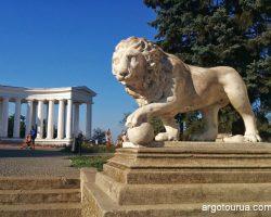 Colonnade Odessa