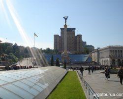 Maidan Nezalezhnosti - Independent Square