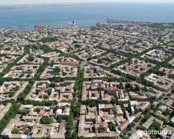Odessa Down Town