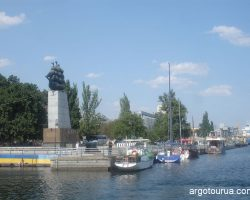 Kherson River Port