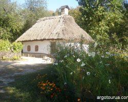 Open Air museum of folk architecture Kiev Pyrogovo