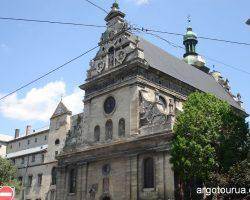 Ensemble of the former Bernardine Monastery and Church