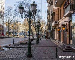 Street in Odessa