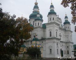 Holy Trinity Cathedral, Chernihiv