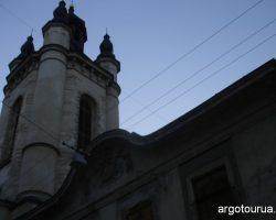 Armenian Cathedral Lviv