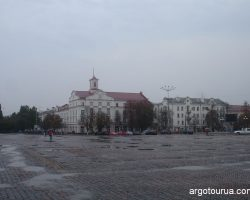 Red Square, Chernihiv