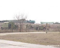 Soviet missile base ukraine