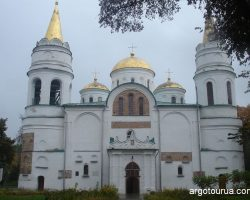 Transfiguration Cathedral, Chernihiv