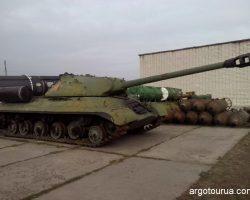 Abandoned Nuclear Missile Base Pervomaysk Ukraine
