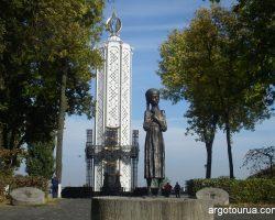 Holodomor Genocide Memorial Kiev