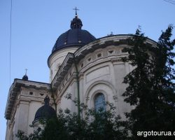 Transfiguration Church Lviv