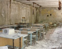 Dearth City Pripyat, School Classroom