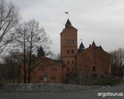Radomysl Castle-Museum