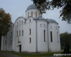 Borysohlebskyi cathedral, Chernihiv