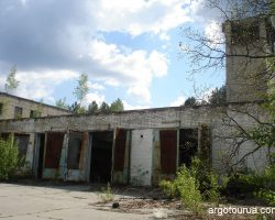 Dear  City  Pripyat,  Fire  Station