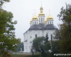 St. Catherine Church, Chernihiv