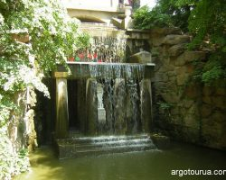Arboretum Park Sofiyivka in Uman