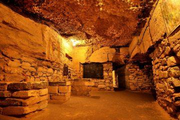 Foto #1 Glavnaya Odessa Catacombs