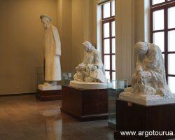 Museum Taras shevchenko in Kaniv