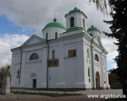 George (Dormition) Cathedral in Kaniv