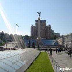 1 Maidan Nezalezhnosti