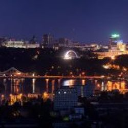 Foto #2 Kiev_at_night