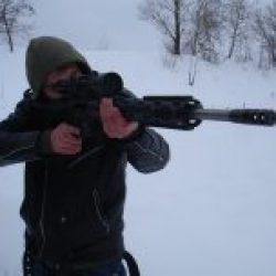 Schießstand Kiew