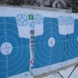 Schießstand in Kiew