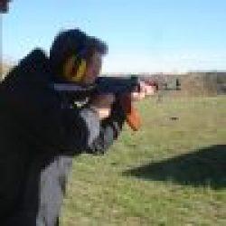 Shooting Gu Range Kyiv AK47
