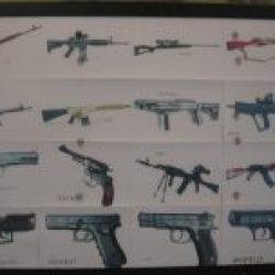 Shooting Gun Range Kiev AK47 SVD UZI Tavor AK74 AK101
