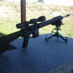 Shooting Gun Range Kiev Colt Competition PRO CRP-20 sniper rifle USA