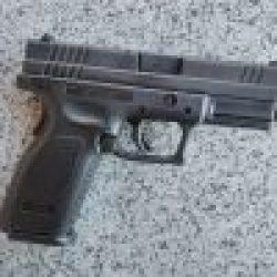 Shooting Gun Range Kiev HS Croatia