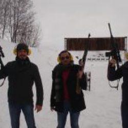 Shooting Gun Range Kiev M4