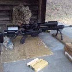 Shooting Gun Range Kiev Sniper Rifle