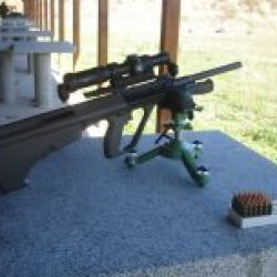 Shooting Gun Range Kiev Steyr AUG Austria
