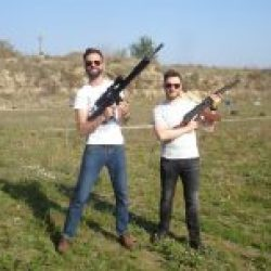 Shooting Gun Range Kiev Ukraine Package #1