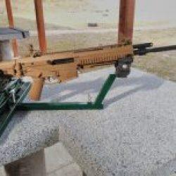 Shooting Gun Range Kyiv Bushmaster ACR USA