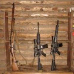 Shooting Gun Range Kyiv Mosin Nagant 1918y