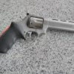 Shooting Gun Range Kyiv Taurus 444 Brazil