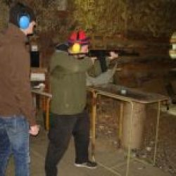 Shooting Gun Range Kyiv Tour AK 47