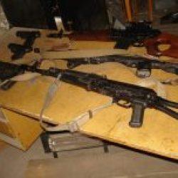 Shooting Gun Range Kyiv Tour UZI Tavor Israel
