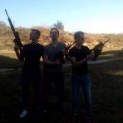 Shooting Gun Range Ukraine Kyiv