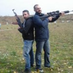 Shooting Gun Range in Kyiv