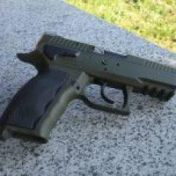 Shooting GunRange Kiev Ukraine Sphinx SDP Compact