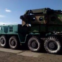 Silo missile launch Ukraine Tour