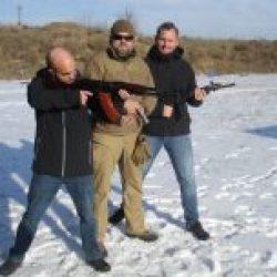 Skydebane i Kiev